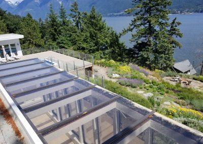 Residential - Bowen Island Custom Built Home