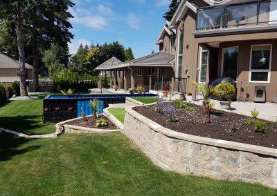 Residential Landscaping - Garden
