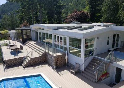 Residential - Bowen Island Custom Home