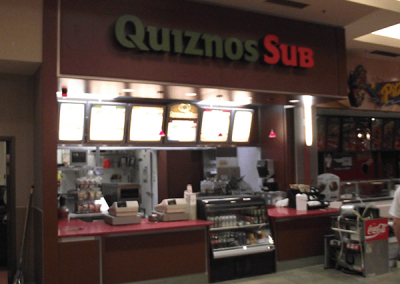 Commercial - Quiznos Subs